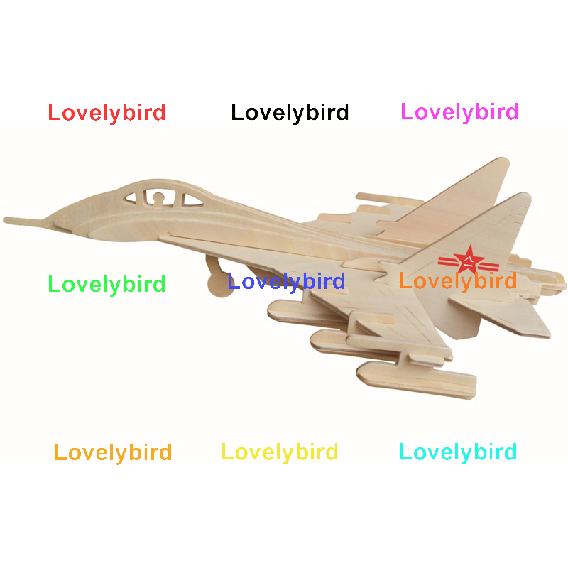 high-quality 3d puzzle military factory for present-1