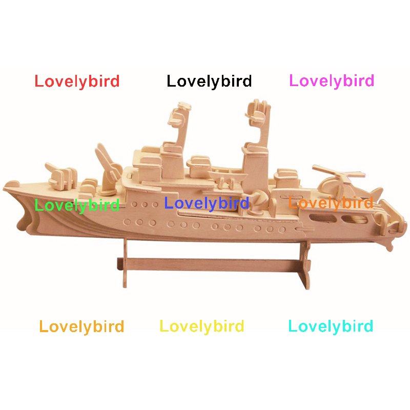 Lovelybird Toys custom 3d puzzle military manufacturers for sale-1