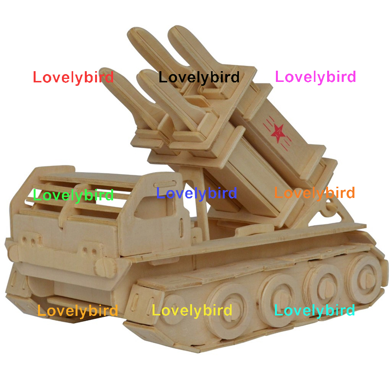 Lovelybird Toys 3d puzzle military factory for business-1