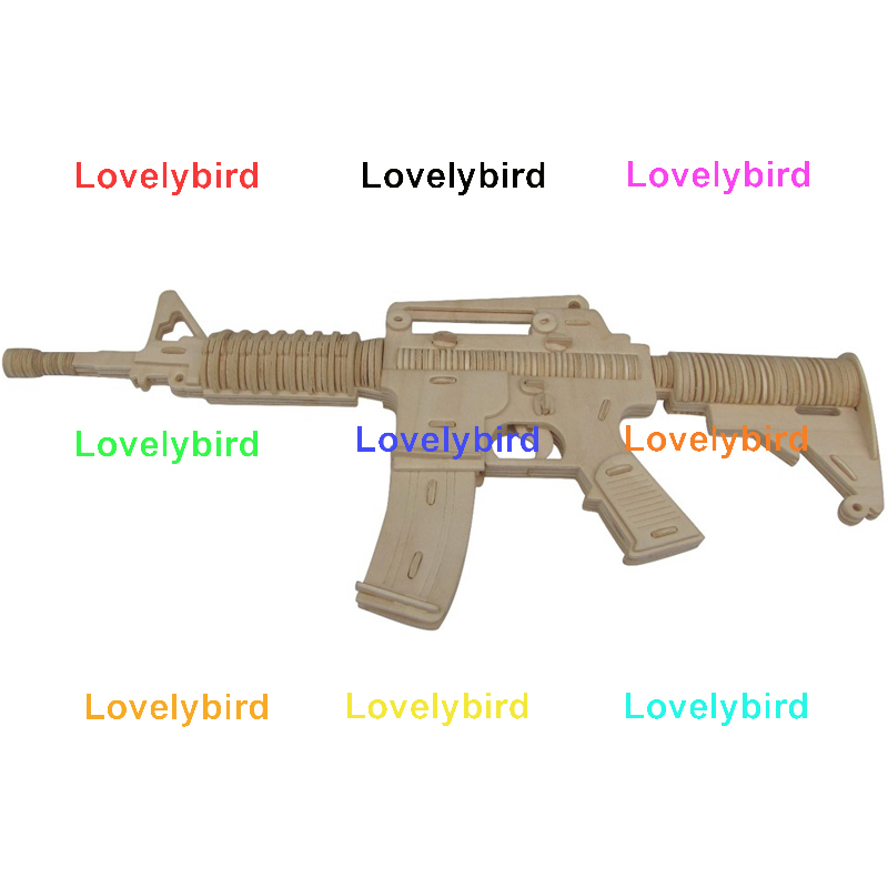 Lovelybird Toys 3d puzzle military suppliers for adults-1
