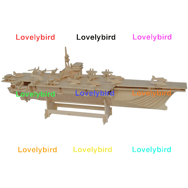 Lovelybird Toys top 3d puzzle military company for entertainment-1