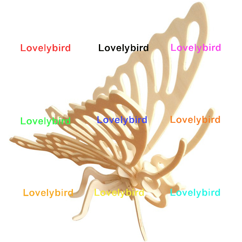 Lovelybird Toys latest 3d wooden animal puzzle suppliers for adults-2