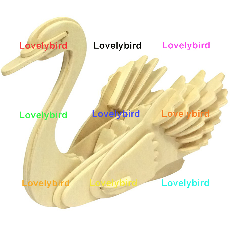 Lovelybird Toys 3d wooden animal puzzle manufacturers for present-1
