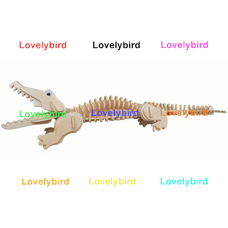 Lovelybird Toys best wooden 3d animal puzzles suppliers for adults-1