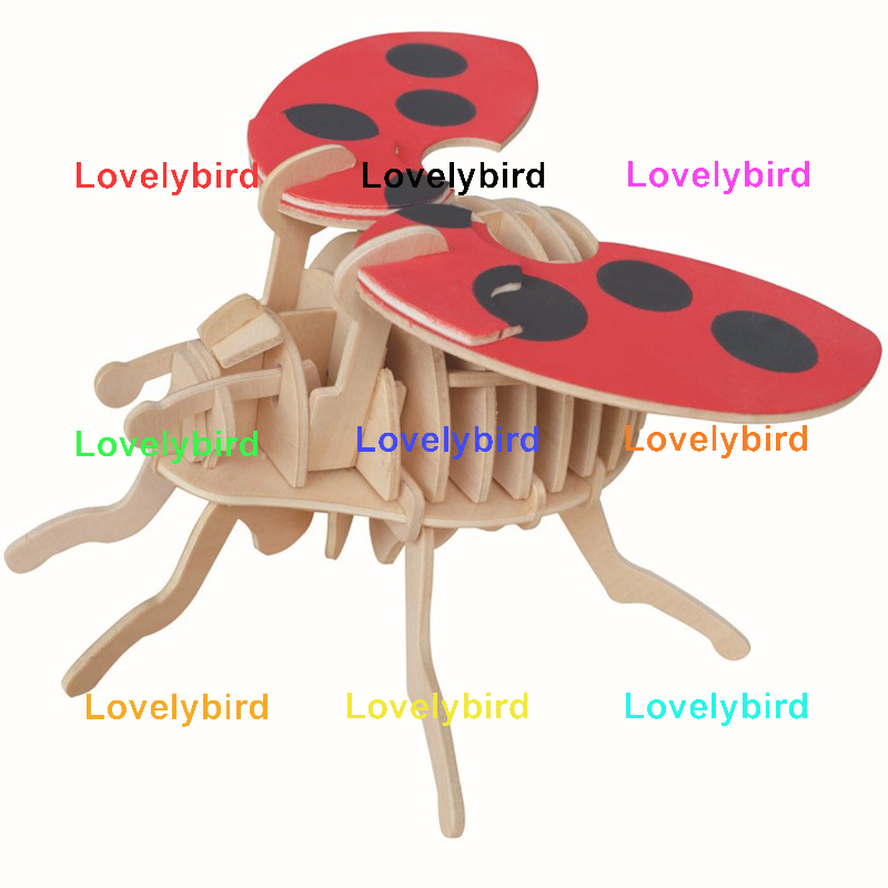 Lovelybird Toys best 3d wooden animal puzzle supply for entertainment-1
