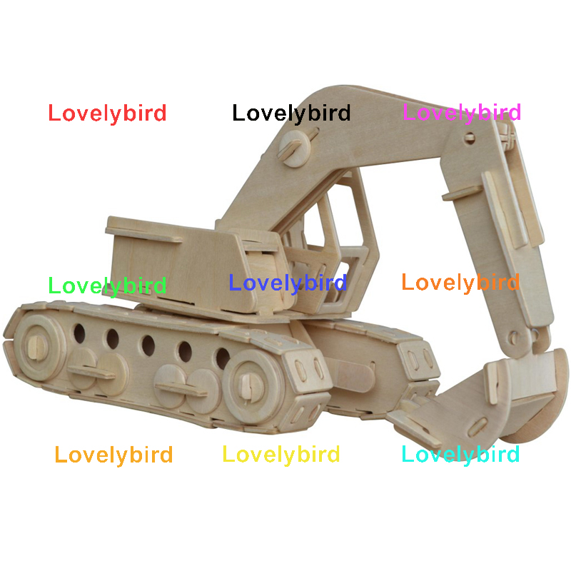 Lovelybird Toys 3d truck puzzle suppliers for entertainment-1