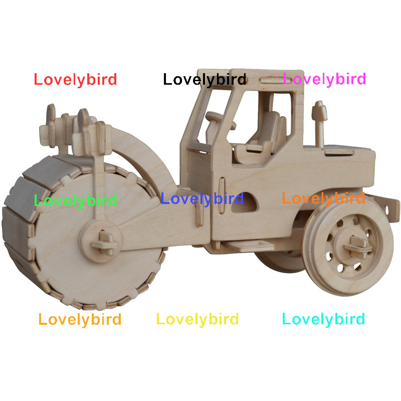 Lovelybird Toys 3d truck puzzle factory for entertainment-1
