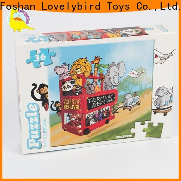 Lovelybird Toys lovely childrens jigsaw puzzles manufacturers for sale