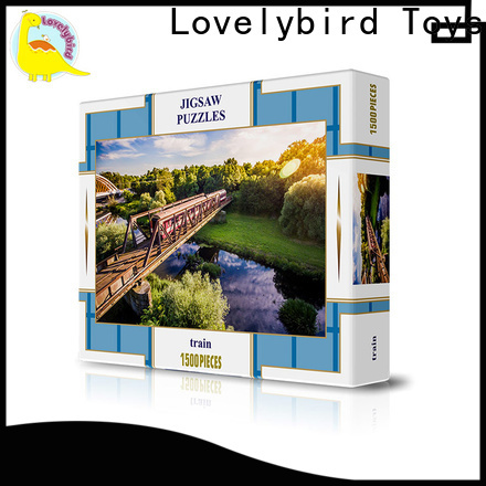 Lovelybird Toys new puzzle 1500 company for present