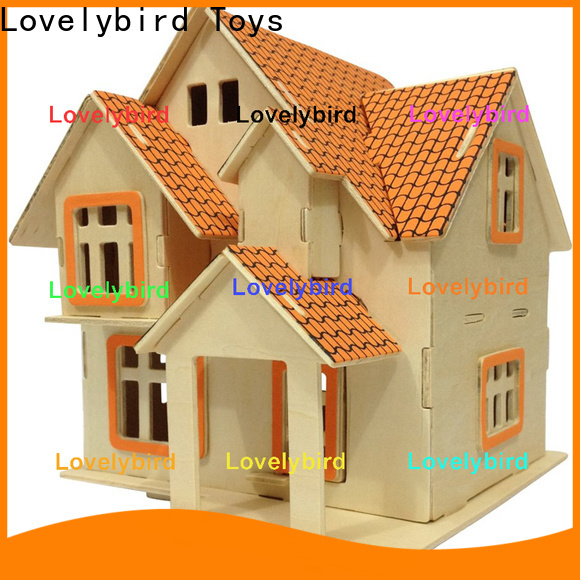 Lovelybird Toys hot stamping jigsaw puzzle manufacturers for adults