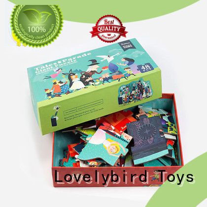 Lovelybird Toys 48 piece puzzle wholesale for adults