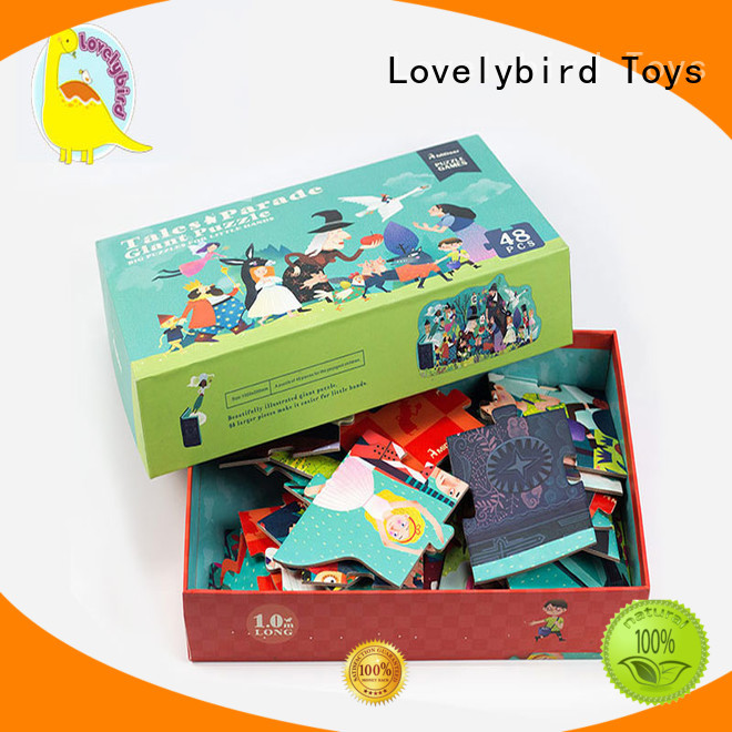 Lovelybird Toys cool jigsaw puzzles manufacturer for adults