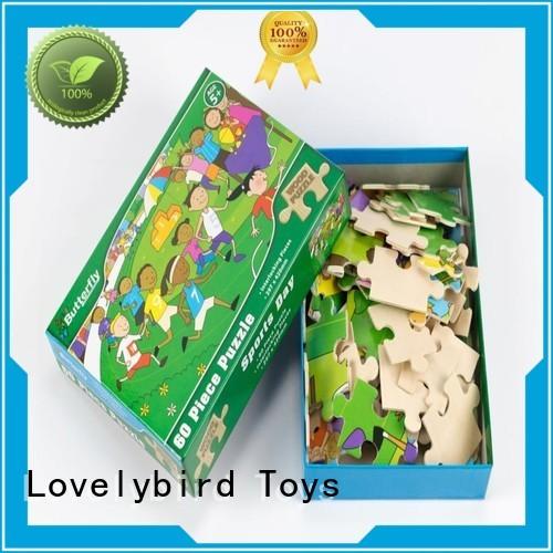 Quality Lovelybird Toys Brand  woodenpuzzle