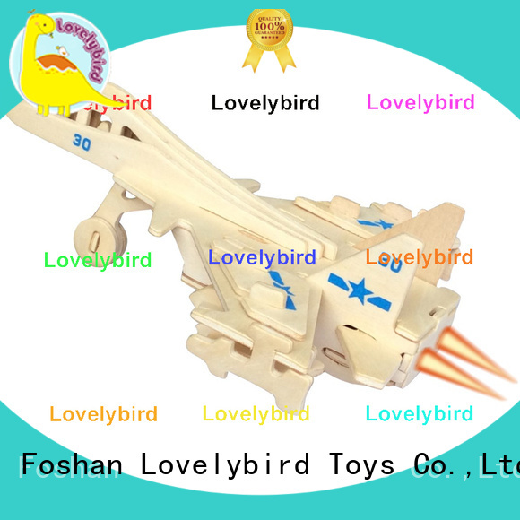 Lovelybird Toys best 3d puzzle military manufacturers for present