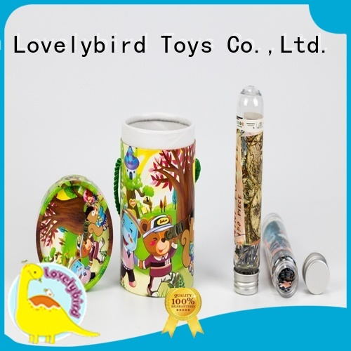Lovelybird Toys the jigsaw puzzles supply for adults