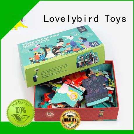 Lovelybird Toys superior quality where to buy jigsaw puzzles wholesale for present