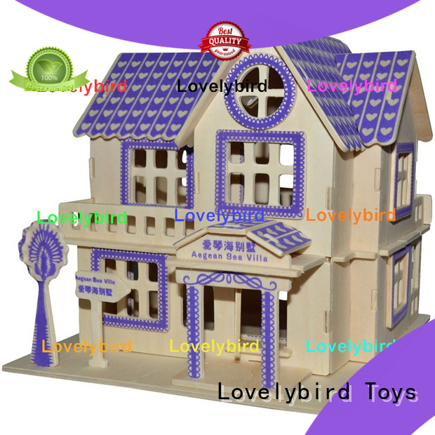high-quality 3d building puzzle company for adults