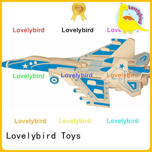 Lovelybird Toys latest 3d puzzle military suppliers for present