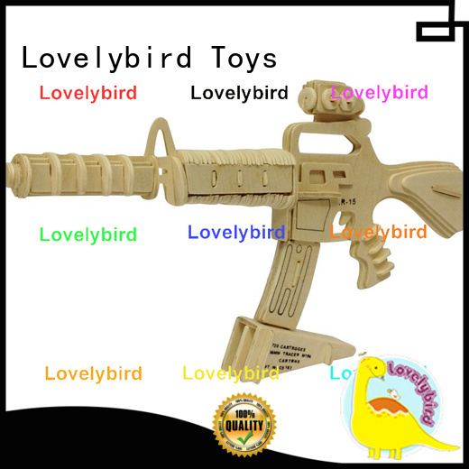 Lovelybird Toys 3d puzzle military manufacturers for adults