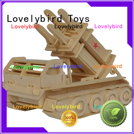 superior quality 3d puzzle military suppliers for entertainment