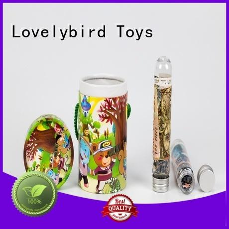 Lovelybird Toys round puzzle jigsaw gratuit customization for sale