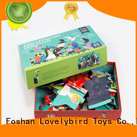 48pc big  puzzle Lovelybird Toys Brand
