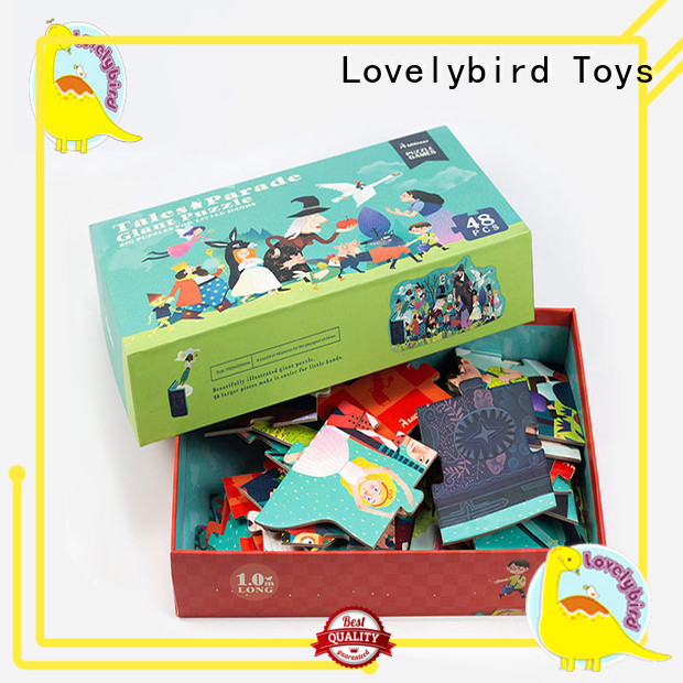 Lovelybird Toys amazing jigsaw puzzles supply for entertainment