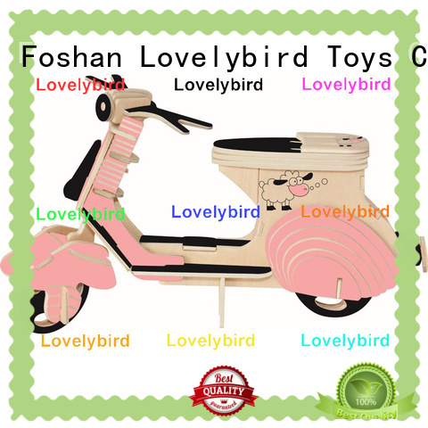 Lovelybird Toys 3d wooden puzzle ship manufacturers for adults