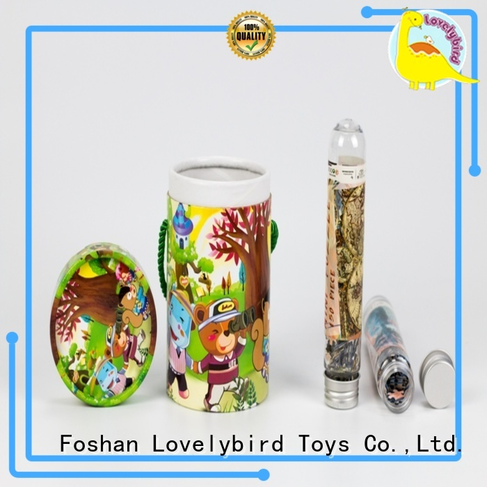 Lovelybird Toys all kinds the jigsaw puzzles customization for kids
