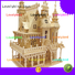 high-quality 3d wooden house puzzles manufacturers for present