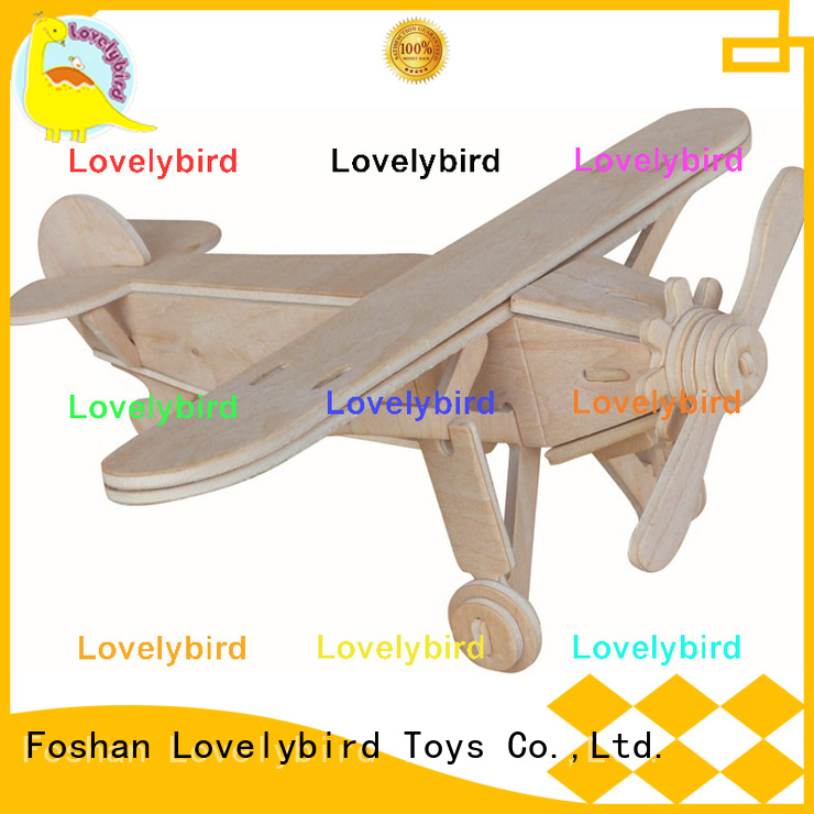 Lovelybird Toys best 3d wooden puzzle ship supply for adults