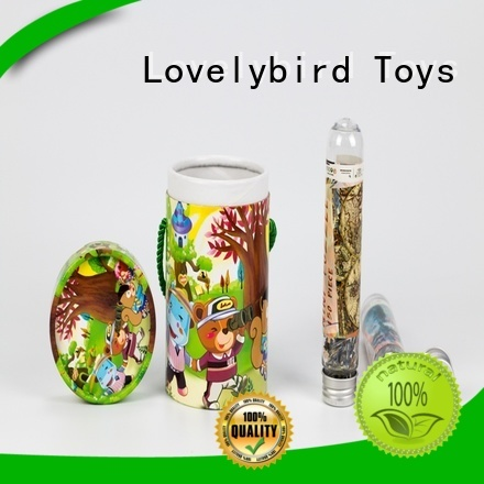 Lovelybird Toys paper puzzle toy for entertainment