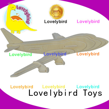 Lovelybird Toys latest 3d wooden car puzzle company for entertainment