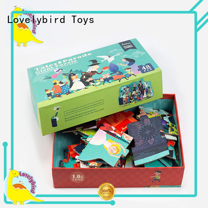 Lovelybird Toys best cool jigsaw puzzles with customized service for adults