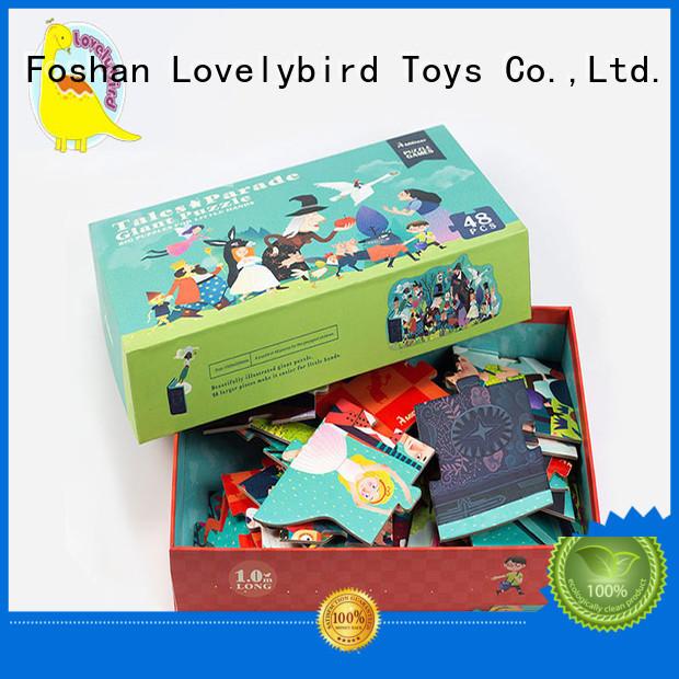 48pc kids Warranty Lovelybird Toys
